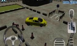 Vehicle Parking 3D screenshot 4/6