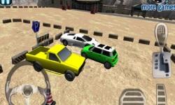 Vehicle Parking 3D screenshot 5/6
