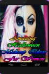 Amazing Halloween Makeup Ideas For Women screenshot 1/3