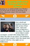 Amazing Halloween Makeup Ideas For Women screenshot 3/3