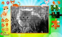 Kittens Puzzles screenshot 2/5