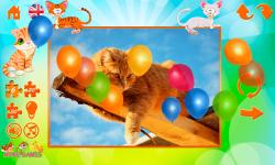 Kittens Puzzles screenshot 4/5