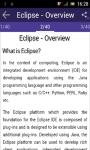 Learn Eclipse screenshot 2/3