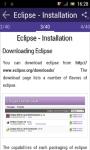 Learn Eclipse screenshot 3/3