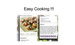 Potato recipes food screenshot 3/3