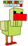 Minecraft coloring 10 screenshot 1/4