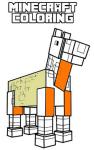 Minecraft coloring 10 screenshot 2/4