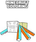 Minecraft coloring 10 screenshot 3/4