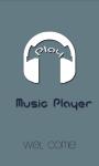 Music Player MVP screenshot 1/5
