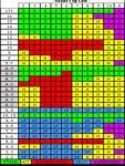 Blackjack Strategy Cards screenshot 1/1