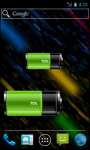 Battery Widget for Android screenshot 1/4