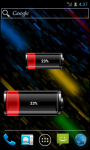 Battery Widget for Android screenshot 2/4