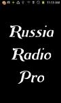 Radio  Russia screenshot 1/3