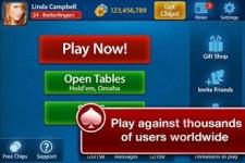 Texas Holdem Poker Free screenshot 2/5