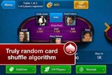 Texas Holdem Poker Free screenshot 3/5