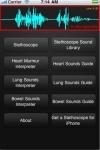 Stethoscope Expert 2011 screenshot 1/1