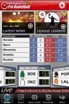 Livesports24 Pro Basketball (NBA Scores) screenshot 1/1