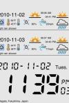 Weather & Clock Station HD Free screenshot 1/1
