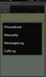 Free Call Blocker screenshot 4/5