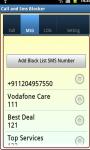 Free Call Blocker screenshot 5/5