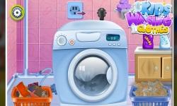 Kids Washing Cloths screenshot 1/5