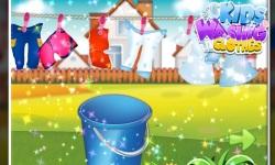 Kids Washing Cloths screenshot 2/5