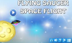 Flying Saucer Space Flight screenshot 1/4