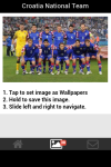 Croatia National Team Wallpaper screenshot 4/5
