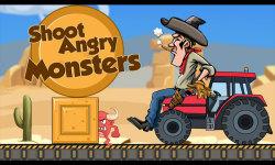 Shoot Angry Monsters screenshot 1/4