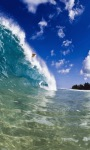 Beach Waves Lwp screenshot 1/3
