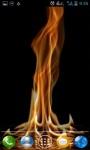 Fire Flames Live Wallpaper free screenshot 2/3