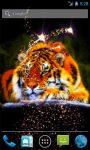 Tiger and Magic Live Wallpaper screenshot 1/4