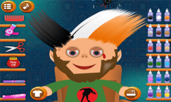 Monster Salon - Kids Games screenshot 1/6