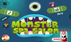 Monster Salon - Kids Games screenshot 2/6