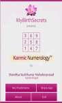 Karmic Numerology screenshot 1/4