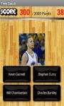 Basketball Players Quiz screenshot 3/4
