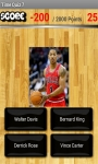 Basketball Players Quiz screenshot 4/4