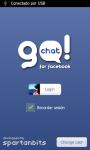 Facebook chat app screenshot 3/6