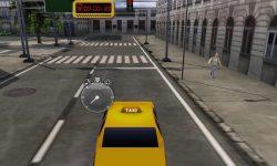 New York Taxi License 3D screenshot 2/4