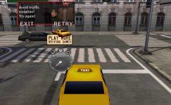 New York Taxi License 3D screenshot 3/4