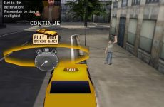 New York Taxi License 3D screenshot 4/4