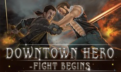 Downtown Hero-Fight Begins screenshot 1/4