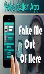 Fun Fake Caller App screenshot 1/6