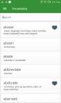 English Vocabulary - Grammer screenshot 1/4