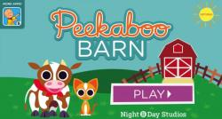 Peekaboo Barn great screenshot 2/5