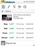 GasBuddy - Find Cheap Gas Prices screenshot 4/6