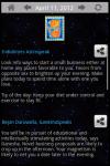 Sunshine Horoscope screenshot 3/3