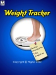 Weight Tracker Free screenshot 1/5