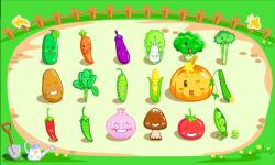 Bébé apprend des Légumes fr screenshot 2/6