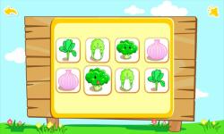 Bébé apprend des Légumes fr screenshot 3/6